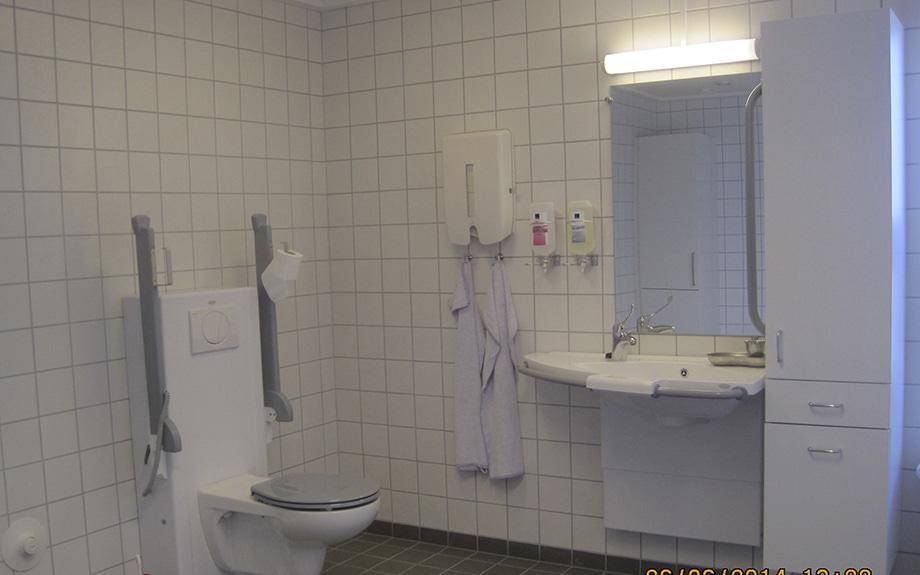 Ombygning af rehabilitetscenter på Sønderbo