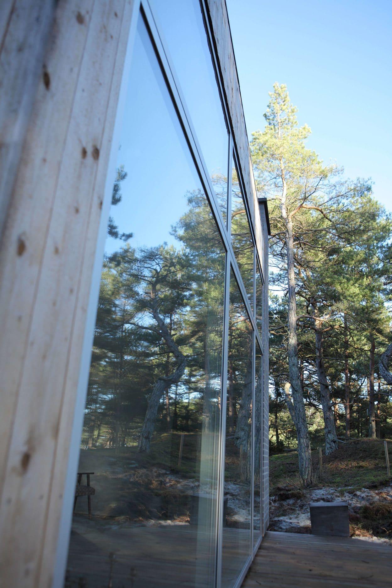 Nyt sommerhus på Dueodde