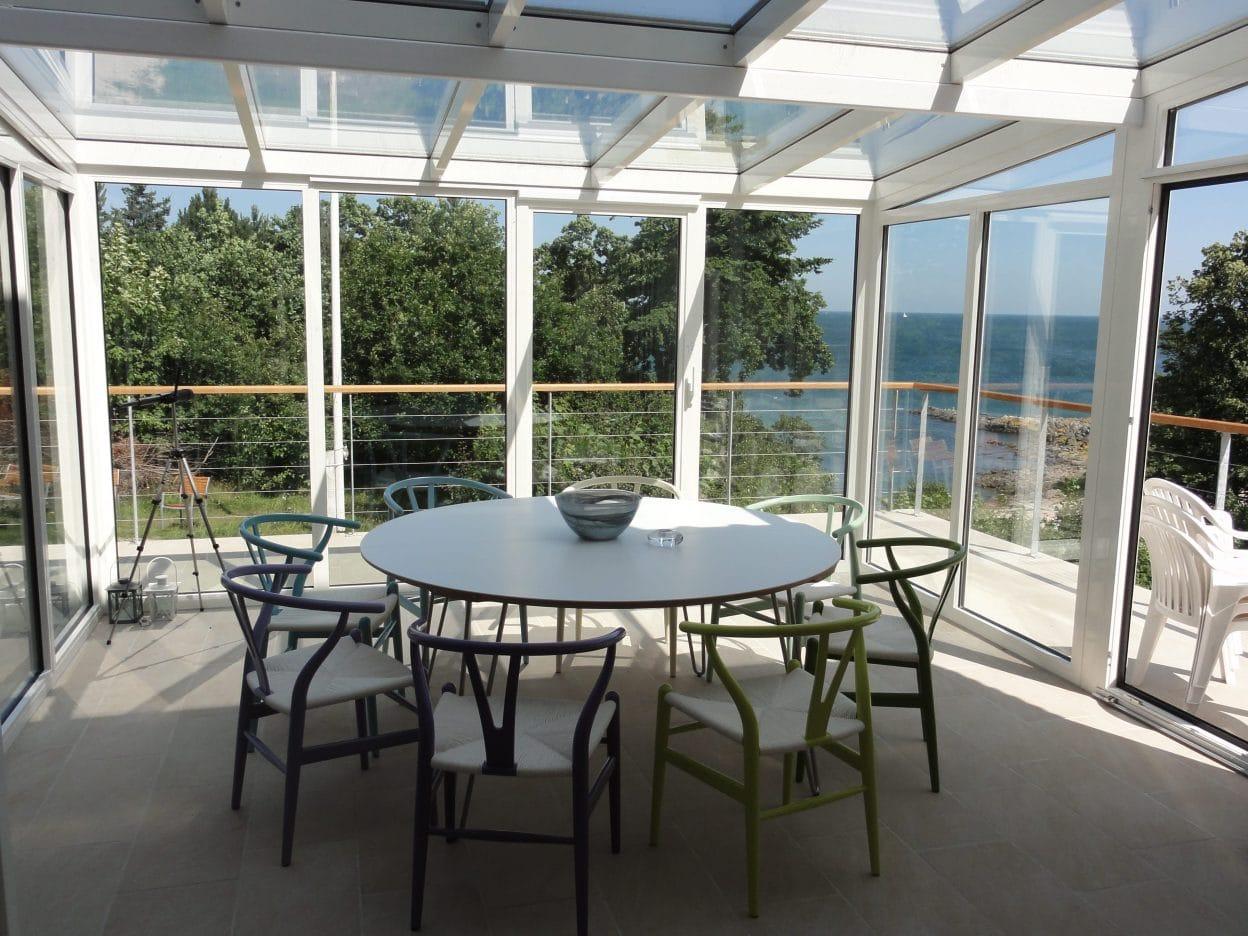 Om- og tilbygning af sommerhus i Sandkås