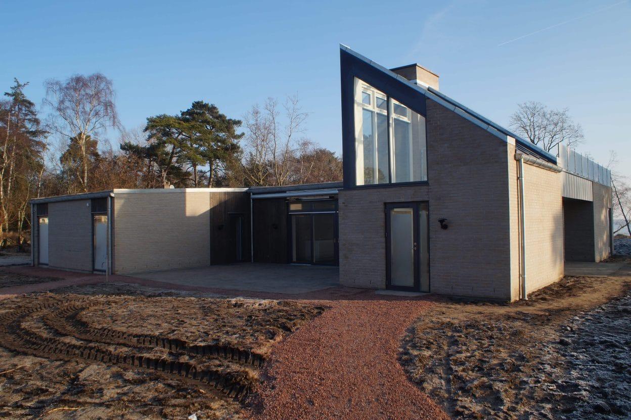 Nyt helårs-/ fritidshus i Snogebæk