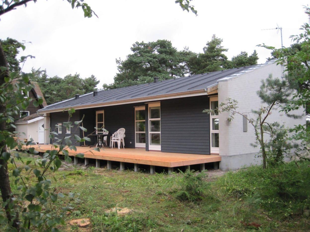 Nyt sommerhus på Balka