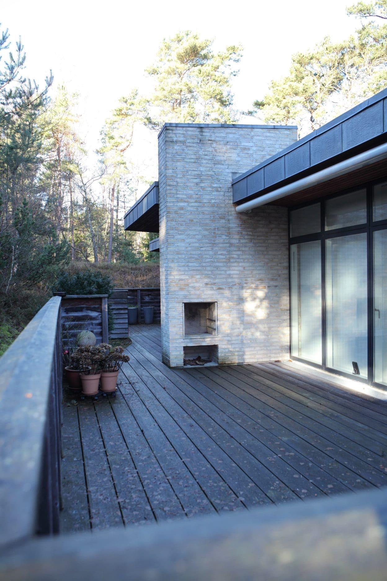 Nyt sommerhus i Poulsker