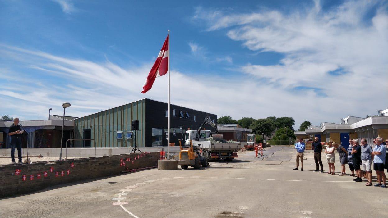 Renovering af Søndermarkskolen