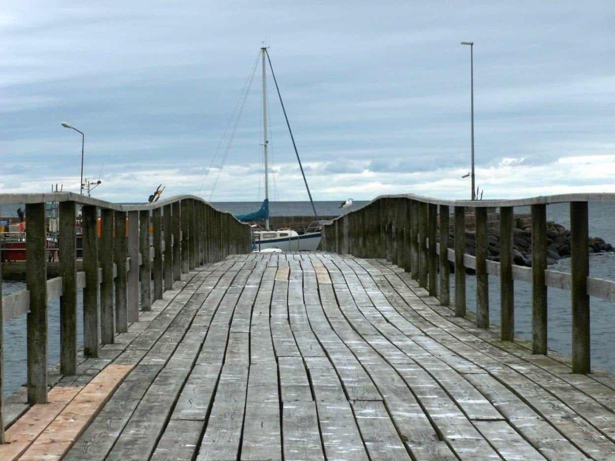 Renovering af Arnager bro
