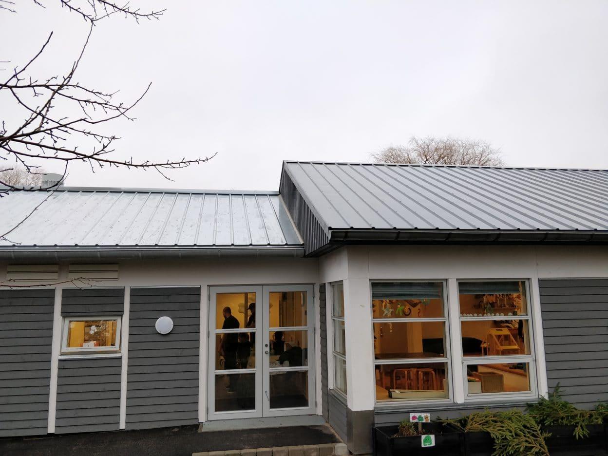 Børnehuset Søstjernen – ny tilbygning