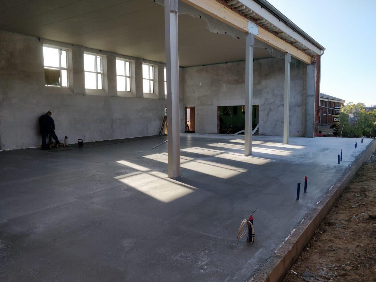 Nye læringsmiljøer og madskole på Paradisbakkeskolen