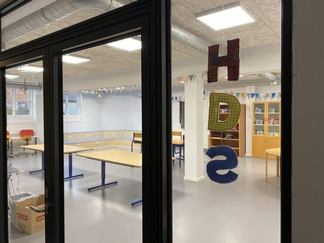 Svartingedal skolen – Nye læringsmiljøer