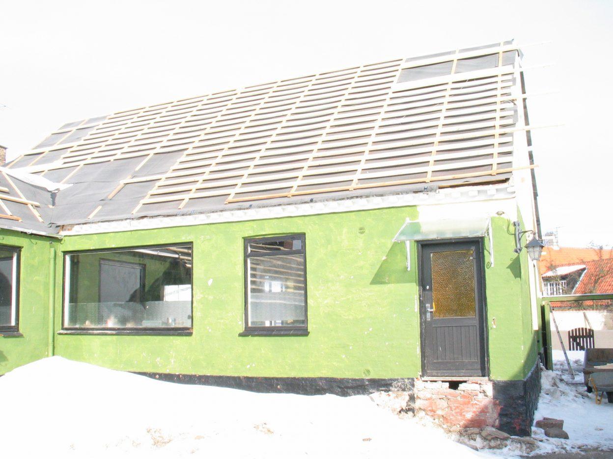 Gennemgribende energirenovering af parcelhus