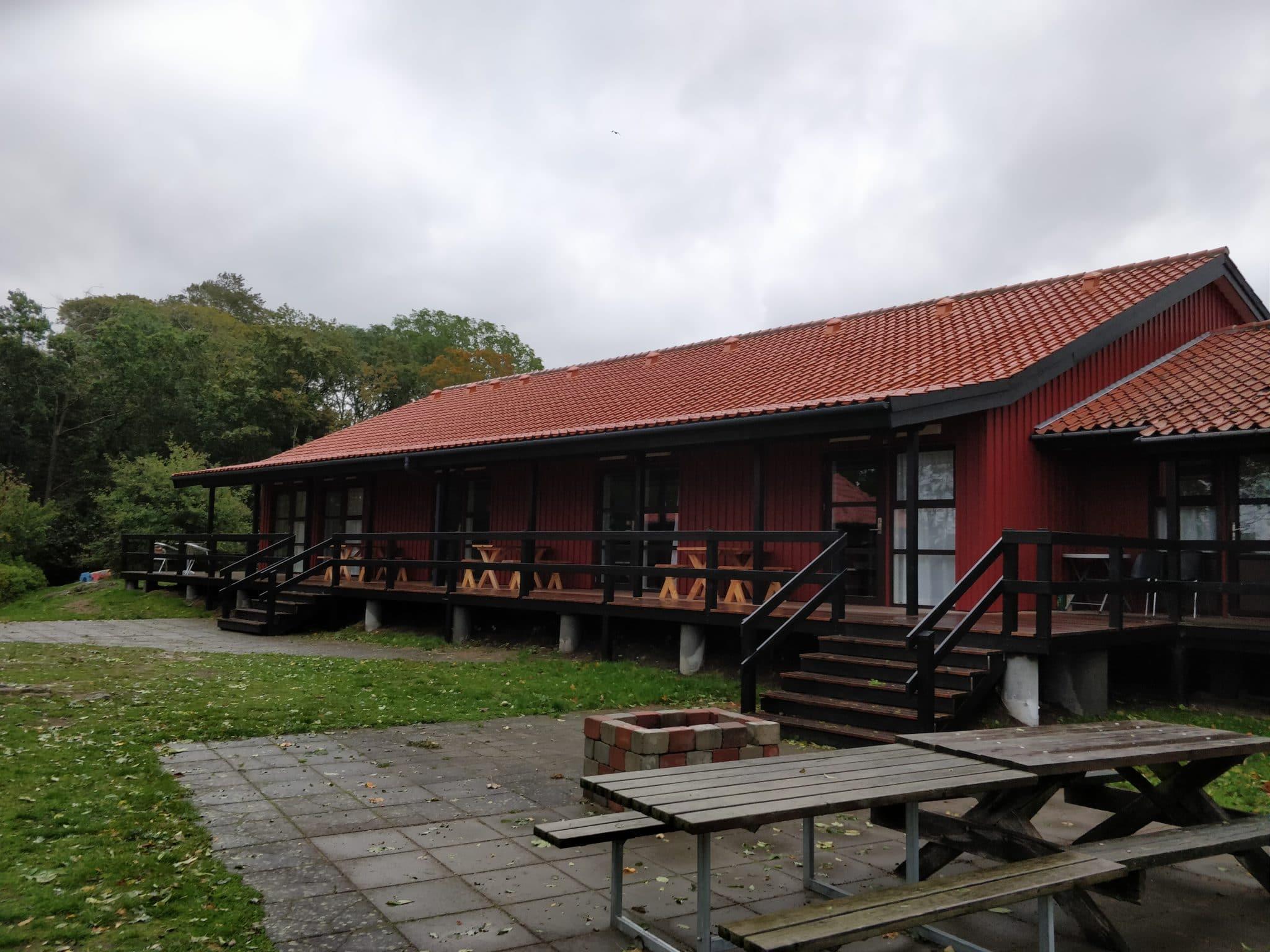 Ny værelsesfløj på Svaneke Vandrehjem