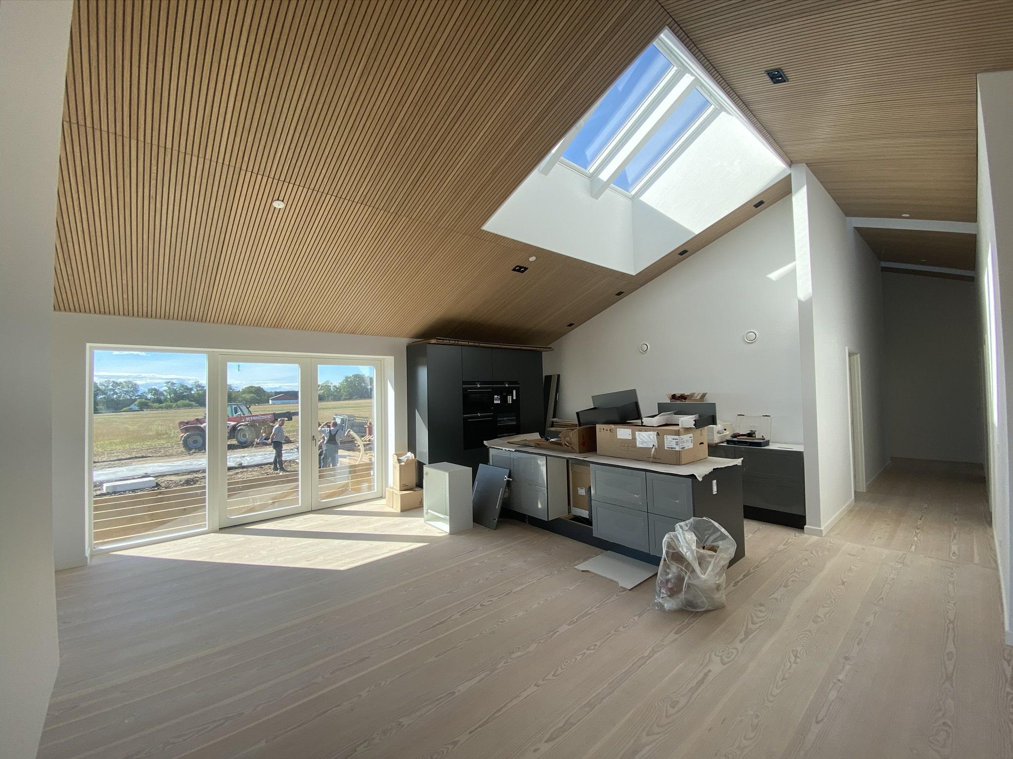 Nyt stuehus og anneks i høj kvalitet