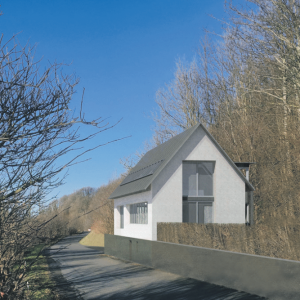 Nyt hus i Teglkås