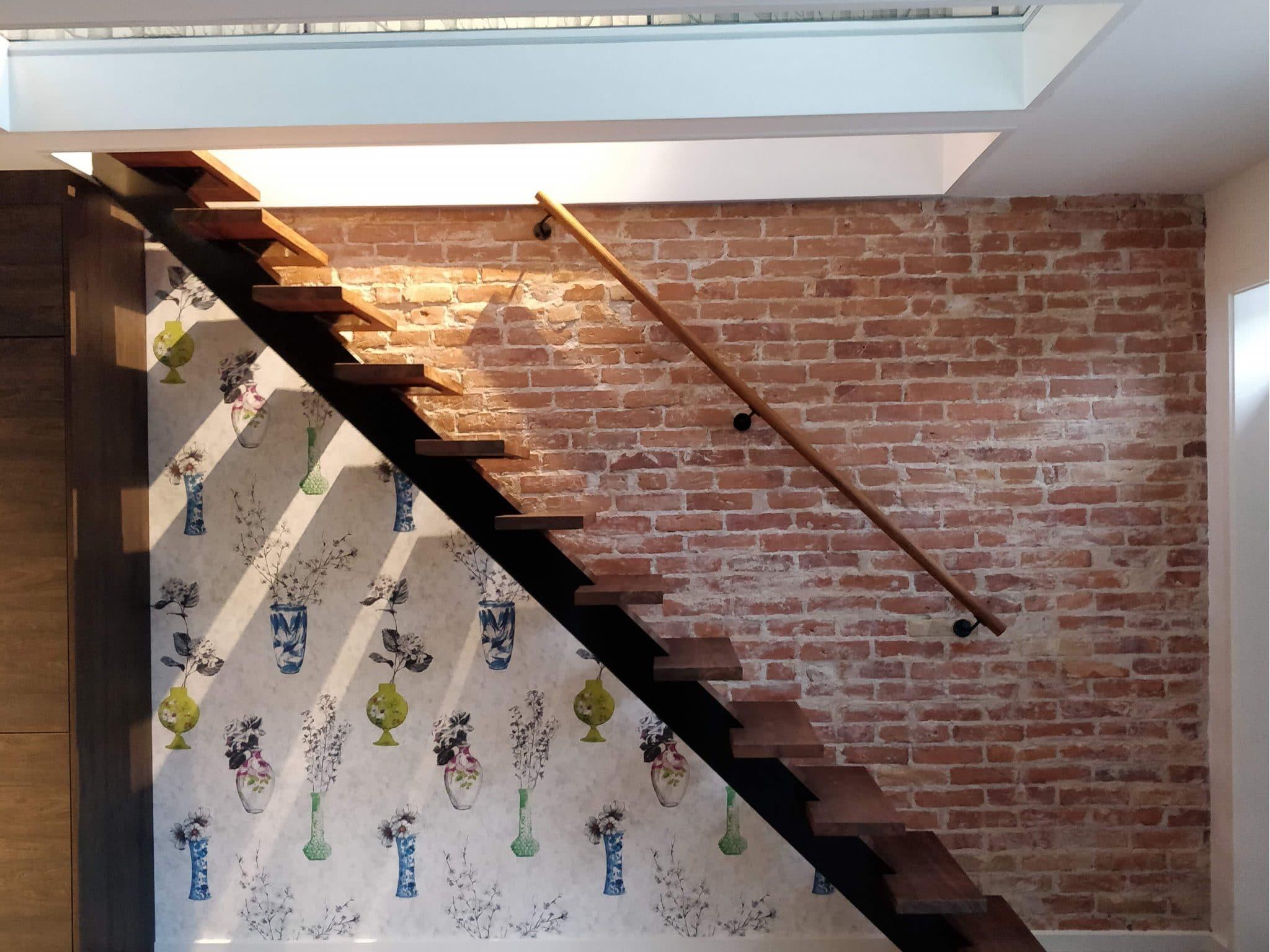 Renovering af bevaringsværdigt rækkehus