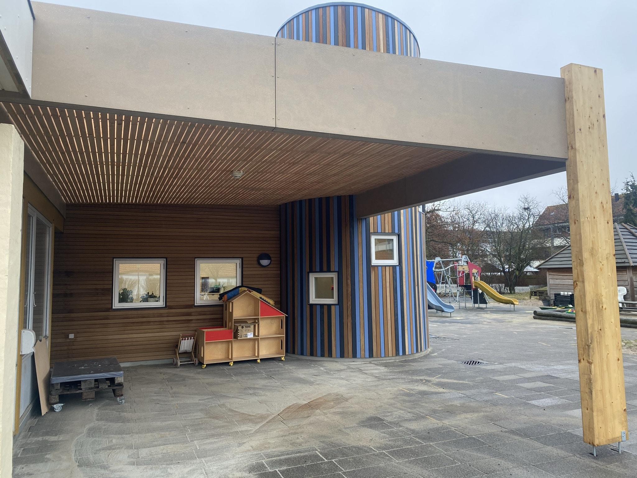 Nordstjernen – Udvidelse og ombygning af børnehus
